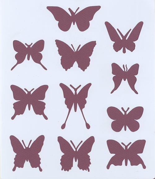 Люстра из бабочек своими руками