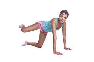 Фитнес дома для начинающих: 10 базовых упражнений