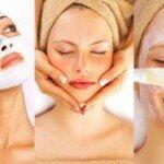 маску для лица в домашних условиях