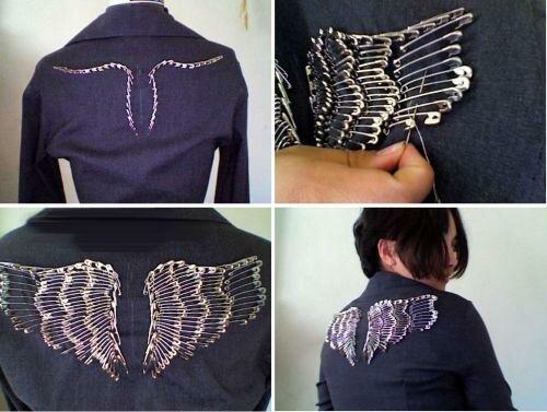 Как сделать своими руками одежду